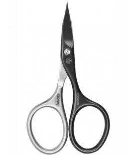 Combined Nail- and Cuticle Scissors stainless Titanium