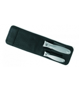 Nail Set Imantado S, black, 2 pcs.