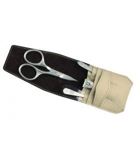 Manicure set Cafe do Brazil, macchiato, 4pcs.