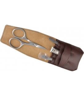Manicure set Cafe do Brazil, ristretto, 4pcs.