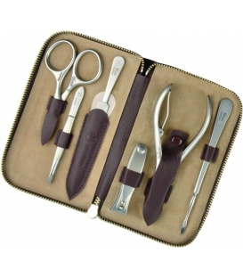 Manicure pedicure set Cafe do Brazil, ristrettro, 6pcs.