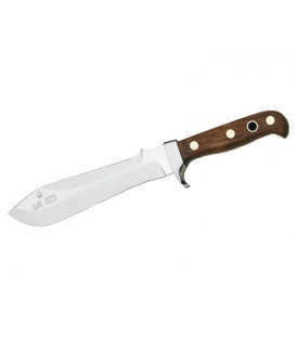 Car knife, Steel 1.4116, Jacaranda-wood