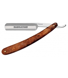 "Razor knife ""Amber Look"""
