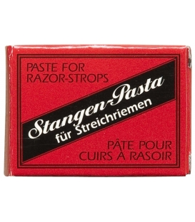 Solid Paste for Razor Strops