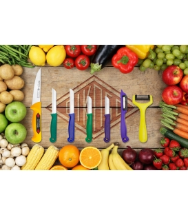 Kitchen knife and Peeler SET 7pcs.